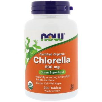 Chlorella, 500 mg, 200 tablets