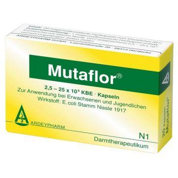 Mutaflor, 20 capsules