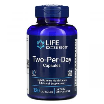 Two-per-day, 120 capsules
