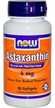 Astaxanthin, 60 softgels