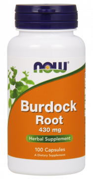 Burdock Root, 100 caps