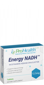 Energy NADH, 12.5 mg