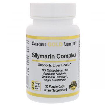 Silymarin Complex, 120 capsules
