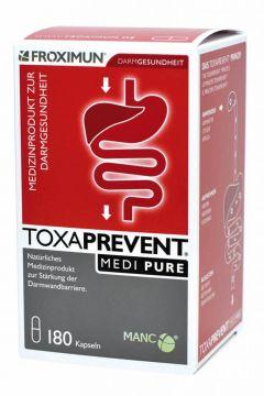 Toxaprevent Medi Pure, 180 capsules