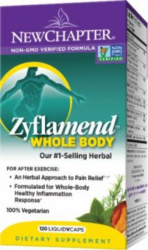 Zyflamend Whole Body, 120 Softgels